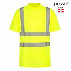 Pesso Hvm Hi-Vis T-Skjorte Lx708