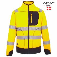 Pesso Fleece Fl02 Jakke Hi Vis