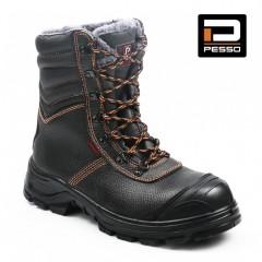 Pesso Vinterstøvler Bs659 S3