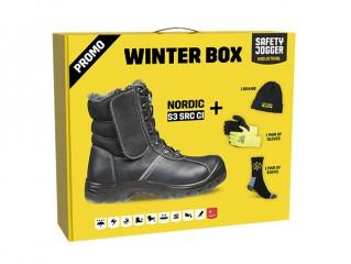 Safety Jogger Vinterstøvler Promo Nordic Set S3