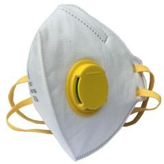Pesso Støvmasker / Respirator Ffp2 Med Filter