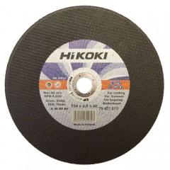 Kappeskive Hikoki 115X2 2X22 Stål