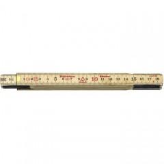 Metermål Hultafors Tre 59-2-10 2M Mm