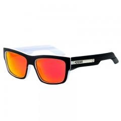 Kdeam Polarisert+Uv400 Solbriller Kd900 No.3 Hvit/Rød