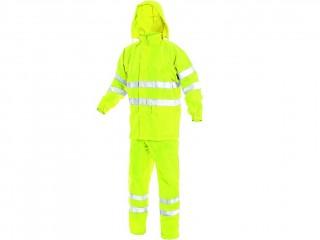 Cxs Suit Regntøy York Hi-Vis 105 G/M²