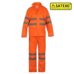 Satexo Regntøy Suit Hi-Vis