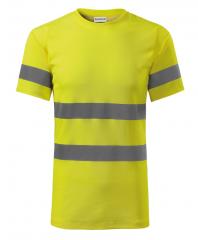 Adler T-Skjorte Hv Protect Hi-Vis 1V9 175G 55% Cotton 45% Polyster