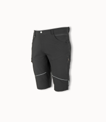 Promfobos P81005 4 Vei Full Stretch Fritids Shorts
