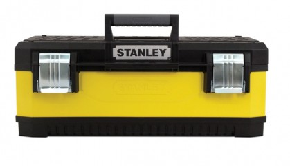 Verktøykasse Stanley 195614 26 Gul/Svart