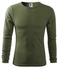 Adler T-Skjorte Lang Fit-T Ls 119