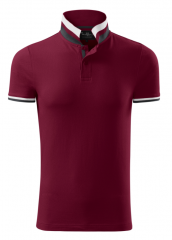 Adler T-Skjorte Polo Collar Up 256 215G