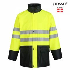 Pesso Regntøy Suit Hi-Vis Gpu3205 170Gr/M2