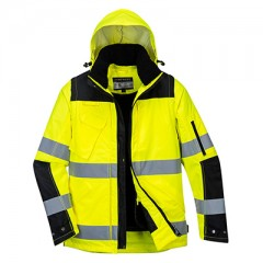 Portwest Jakke C469 Hi-Vis 3In1
