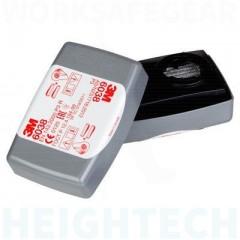 Filter Partikelskrufilter 3M 6038 P3 I Plasthus