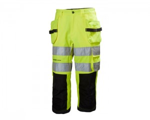 Helly Hansen Shorts Piratbukse Alna Hi Vis Class 2 Construction 77414